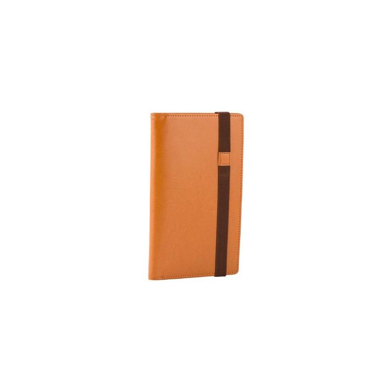 Fujifilm Instax Album fotografico e portalistino Marrone, Arancione