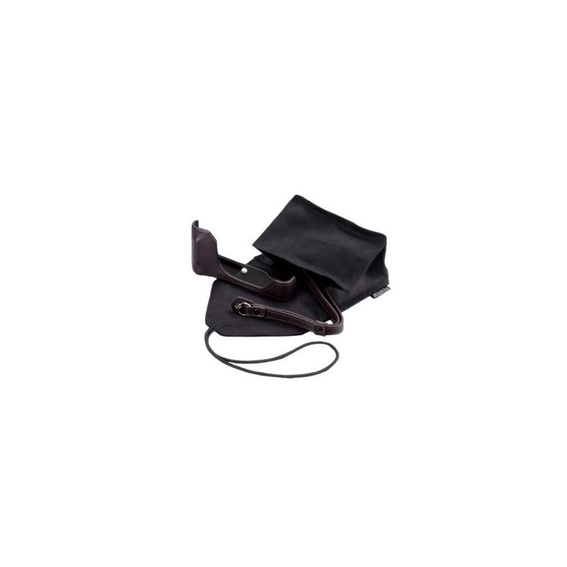 Fujifilm BLC-X70 Borsa in pelle nera
