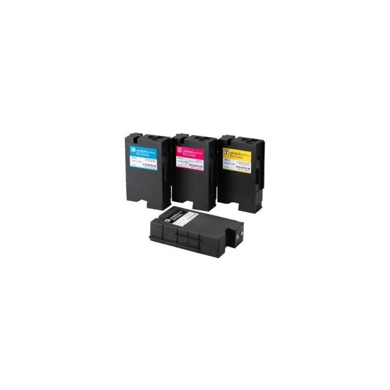 Fujifilm 16562907 Dry Lab Cartuccia Cyan 200ML DE100