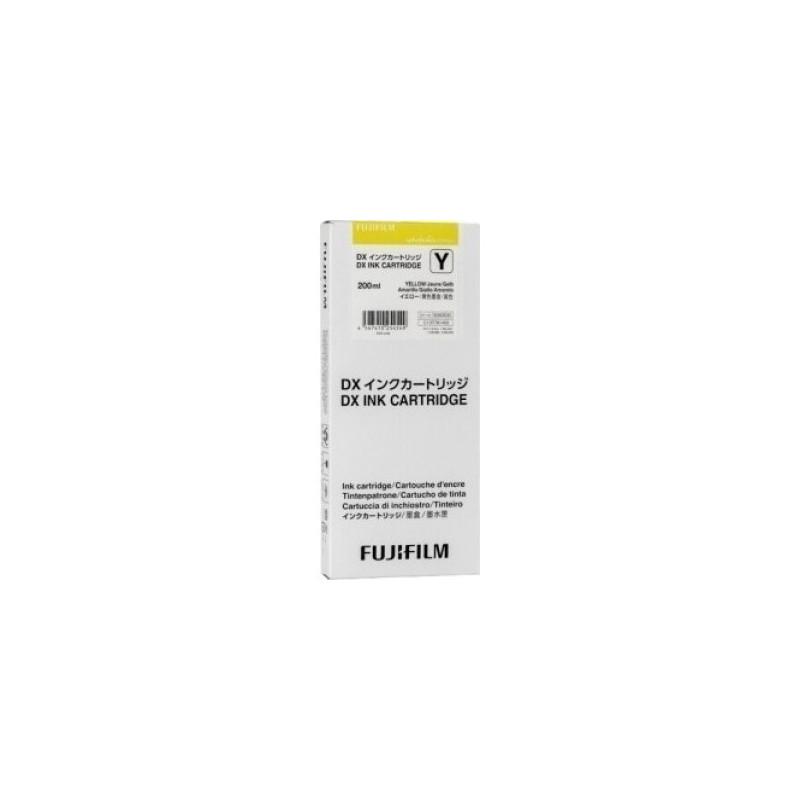 Fujifilm Cartuccia per DX100 Ink 200 ml Giallo