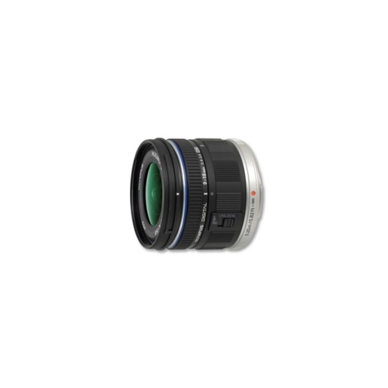 Olympus M.Zuiko Digital ED 9-18mm f/4-5.6 Nero