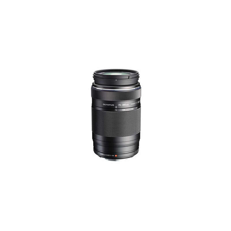 Olympus M.Zuiko Digital 75-300mm f/4.8-6.7 ED II Nero