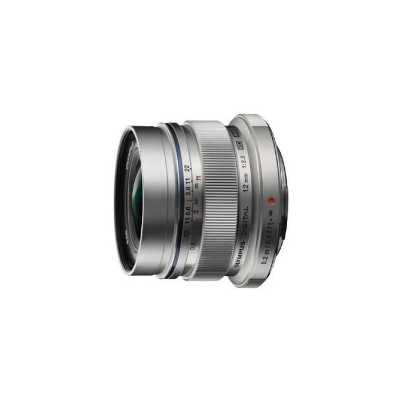 Olympus M.Zuiko 12mm f/2.0 ED Silver