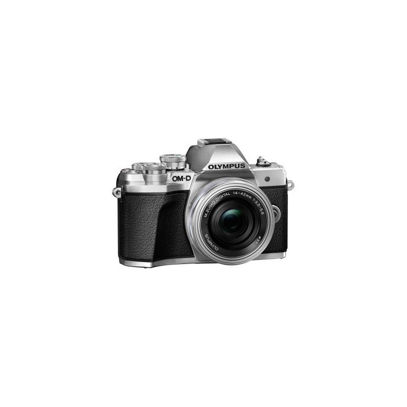 Olympus OMD E-M10 Mark III + M.Zuiko Digital ED 14-42mm f/3.5-5.6 EZ Silver