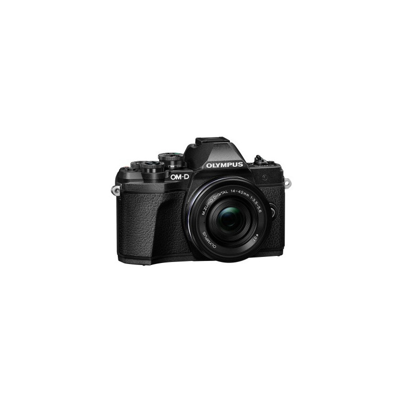 Olympus OMD E-M10 Mark III + M.Zuiko Digital ED 14-42mm f/3.5-5.6 EZ Nero