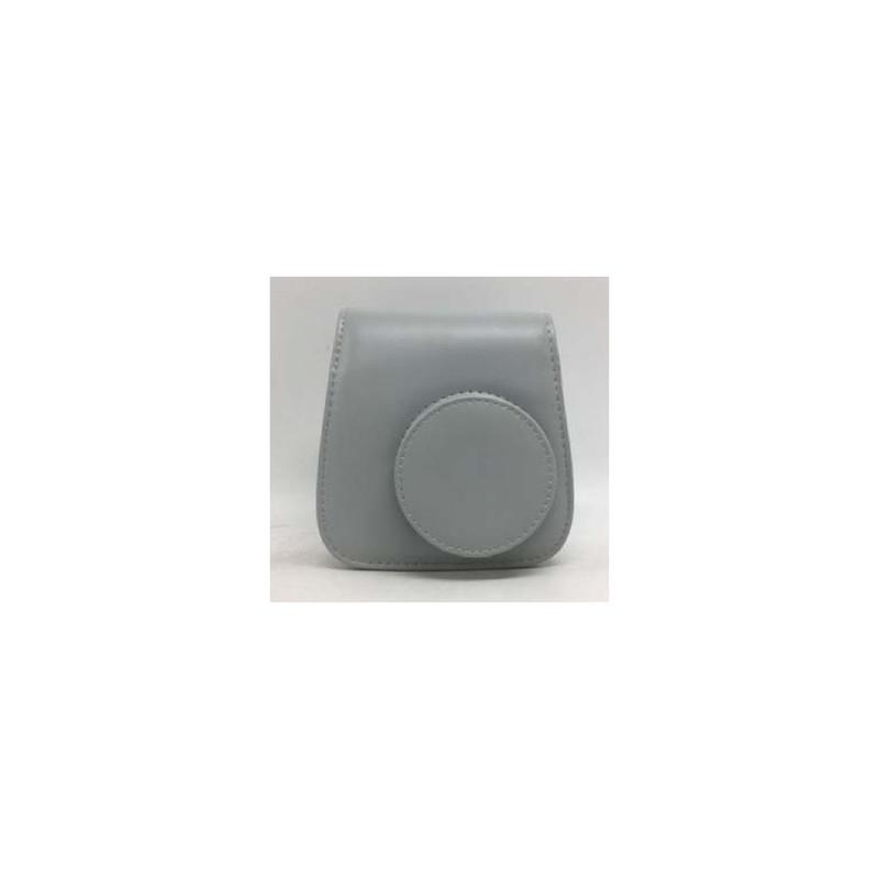 Asaky Borsa Ecopelle per Instax Mini 9 Smoky White