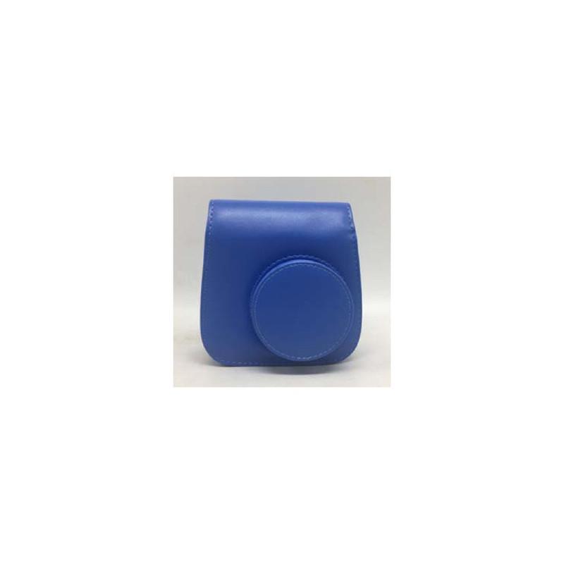 Asaky Borsa Ecopelle per Instax Mini 9 Cobalt Blue