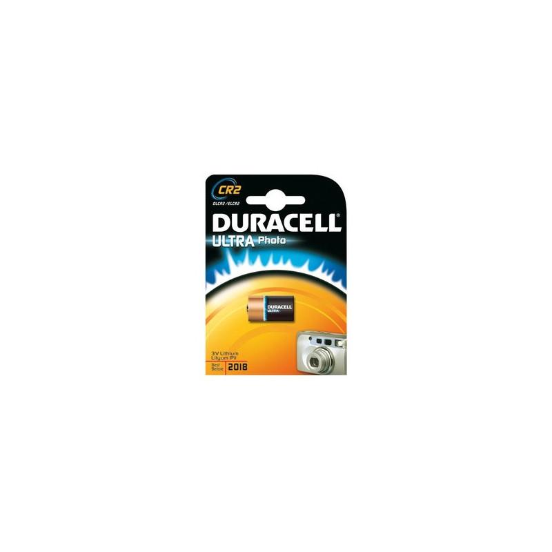 Duracell Ultra Photo CR2 Batteria monouso Ioni di Litio