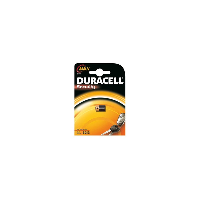 Duracell Long Life MN 11 Alcalino 6V batteria non-ricaricabile