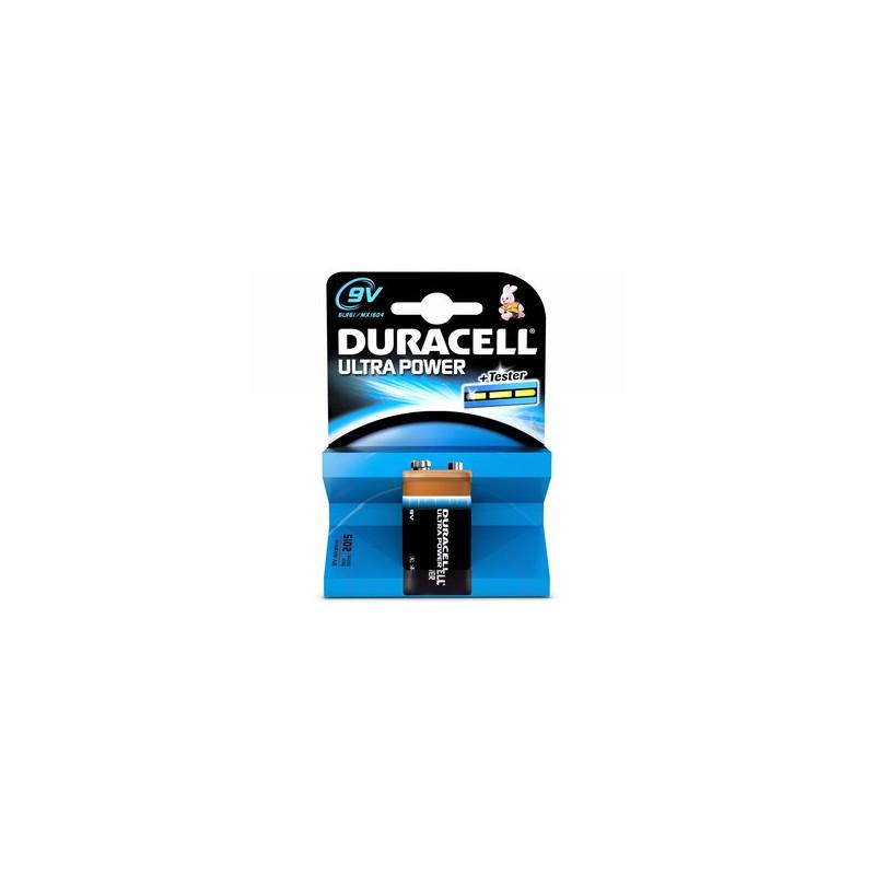 Duracell 9V Ultra Power Batteria monouso Alcalino