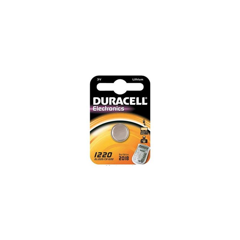 Duracell 668885 Batteria monouso CR1220 Litio