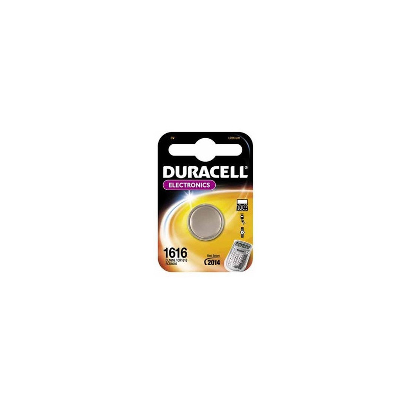 Duracell DL1616 Batteria monouso CR1616 Litio