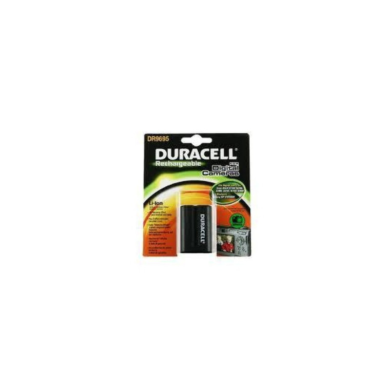 Duracell Sony DR9695 Battery Ioni di Litio 1400mAh 7.4V batteria ricaricabile