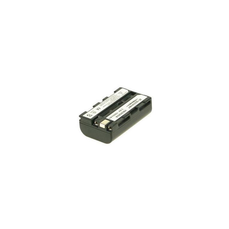 Duracell 2-Power VBI9580A Batteria per fotocamera/videocamera Ioni di Litio 1500 mAh