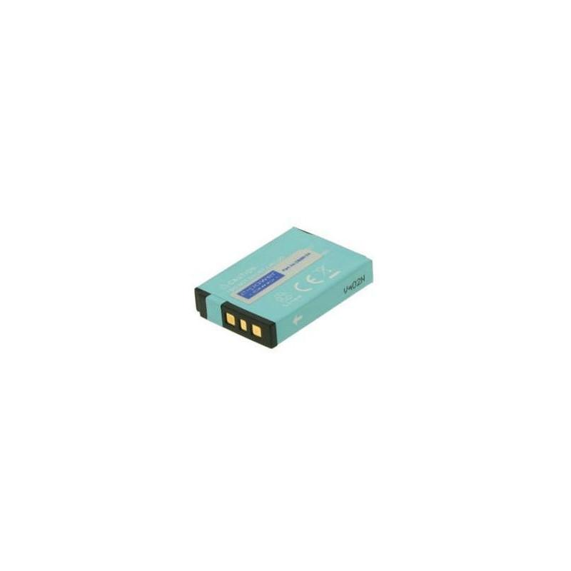 2-POWER DBI9913A Batteria per fotocamera/videocamera Ioni di Litio 1050 mAh
