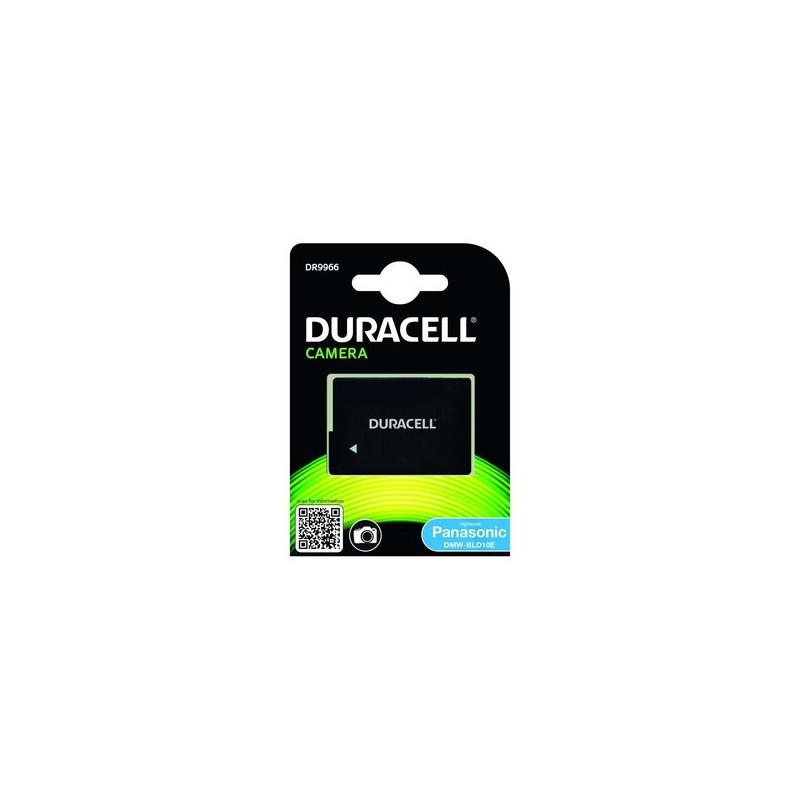 Duracell DR9966 Batteria per fotocamera/videocamera Ioni di Litio 950 mAh