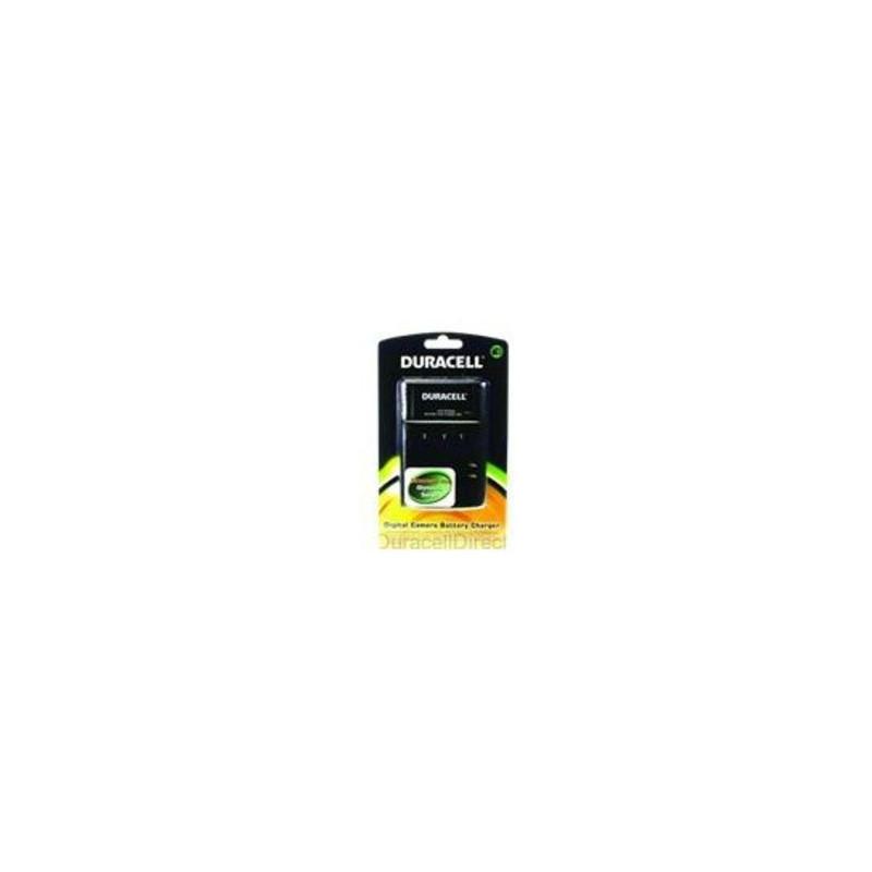 Duracell DR5700K-EU Caricabatteria per interni Nero carica batterie