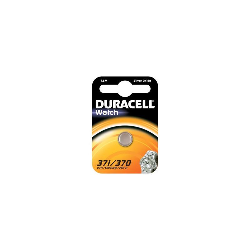 Duracell 371/370 per uso domestico SR69 Ossido d'argento (S) 1,5V