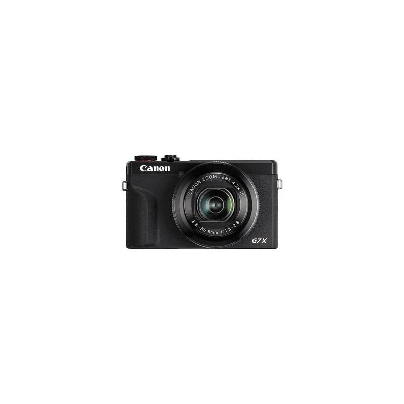 Canon PowerShot G7X Mark III Nero