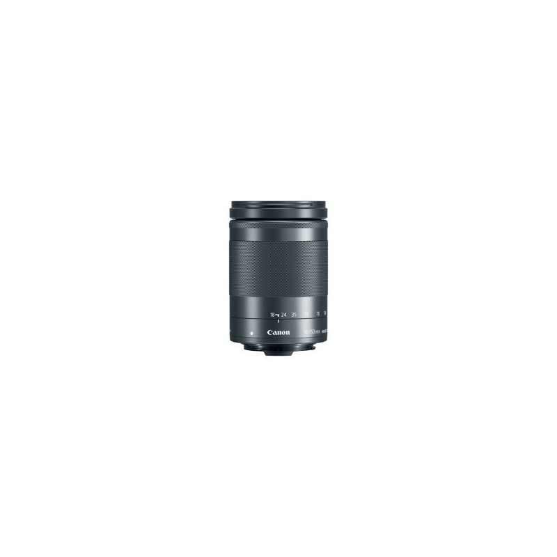 Canon EF-M 18-150mm f/3.5-6.3 IS STM Nero