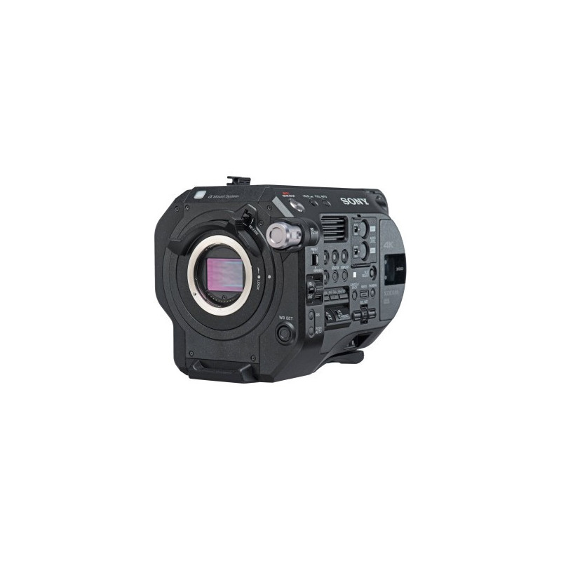 Sony PXW-FS7 II CMOS 4K Ultra HD Nero