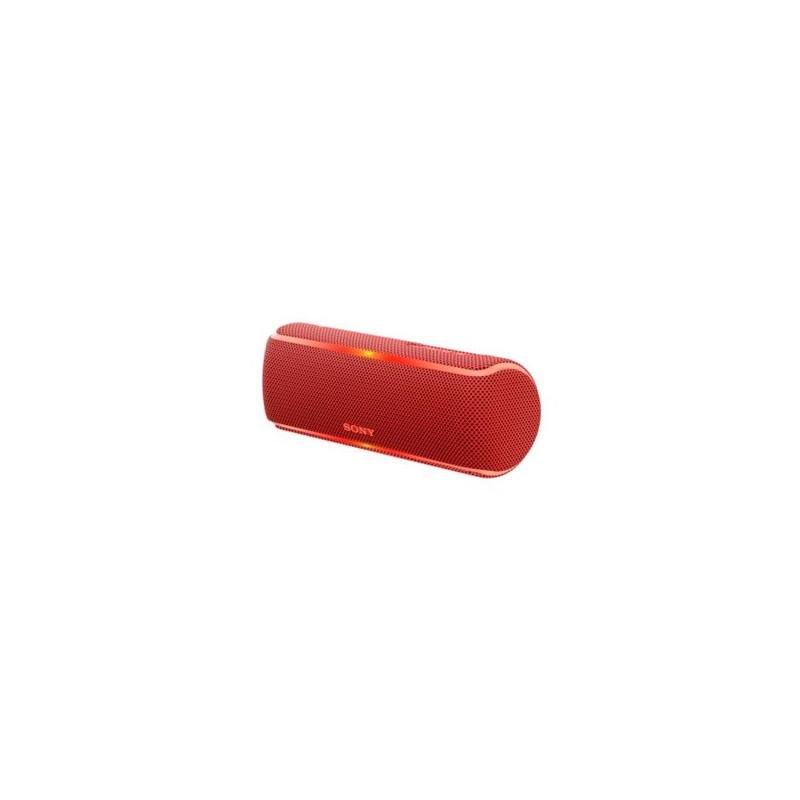 Sony SRS-XB21 Speaker portatile Rosso NFC