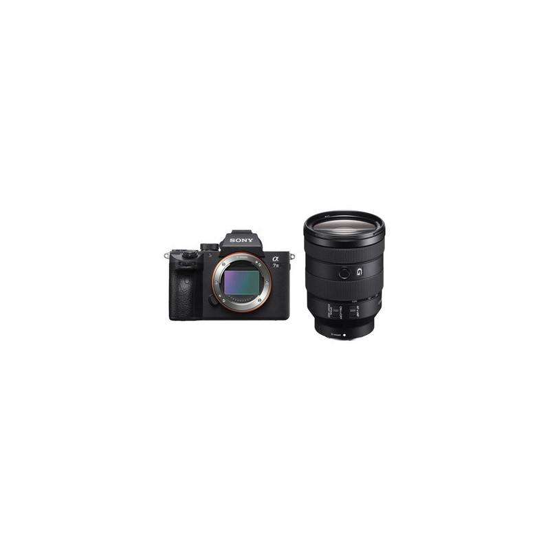 Sony Alpha 7 Mark III + FE 24-105mm f/4 G