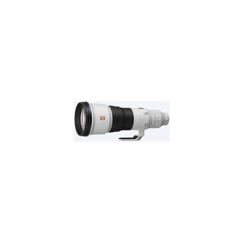 Sony FE 600 mm F4 GM OSS MILC Obiettivo super-teleobiettivo Bianco