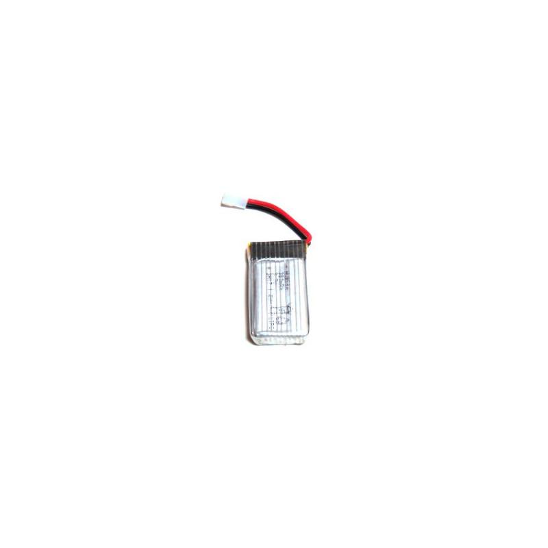 Hubsan H107-A24 380mAh batteria ricaricabile per H107C, H107D