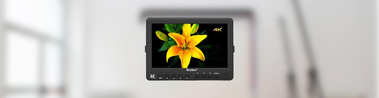 Monitor per fotocamera