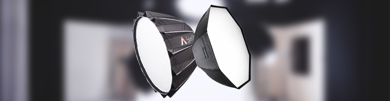 Softbox e accessori